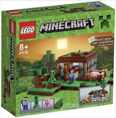 All new LEGO Minecraft sets, releasing later this year. - Imgur