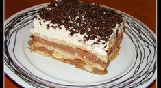 Food & Drink Archives - Page 10 of 31 - allabout. Greek Sweets, Greek Desserts, Cold Desserts, Gourmet Desserts, Party Desserts, Sweets Recipes, Greek Recipes, No Bake Desserts, Greek Cake