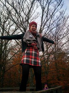 I'm the queen of the world!