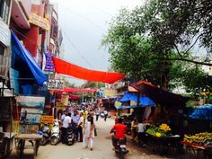 Streets of Delhi. Photo by: Ditte Lindharth Tellgren