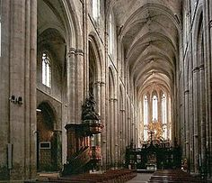 The tomb of Mary Magdalene from the Bible is located in a church in Saint-Maximin-la-Sainte-Baume, France Mary Magdalene Tomb, Saint Maximin, John The Baptist, France, Knights Templar, Gothic Architecture, Holy Land, 12th Century, Romanesque