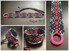 Photo of #40107 by Tuzyae - friendship-bracelets.net