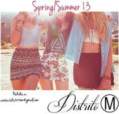 Spring/Summer 13