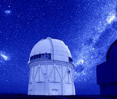 Amazing observatories.