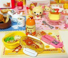 5 (applel0ve) Tags: cute bird relax lunch box bears fork spoon homemade onigiri kawaii mug bento rement utensil thermal 2010 kuma rilakkuma sanx korilakkuma kiiroitori