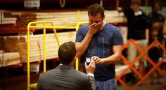 One Man's Home Depot Proposal to His Boyfriend is Happy Cry Central