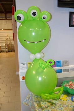 Little Monsters Birthday Party Ideas | Photo 1 of 9 | Catch My Party