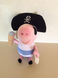 George as a pirate is my Pirate buddy!!
