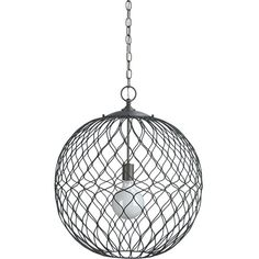 Take your pick of these trendy silhouette style chandeliers.  The Hoyne Pendant Lamp is one from crateandbarrel.com that gives an earthy and industrial look finished in galvanized steel!
