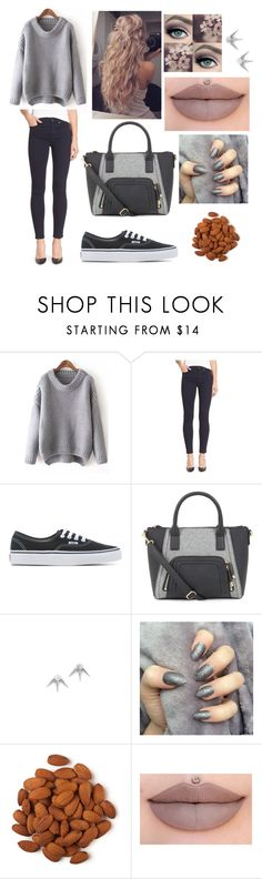 """All Around The World"" by tajda-ilar ❤ liked on Polyvore featuring 7 For All Mankind, Vans and Amber Sceats"