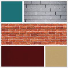 Exterior House Colors With Brick exterior paint colors that go with red brick #exteriorpaintcolours