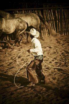Somethin bout a cowboy.... :)