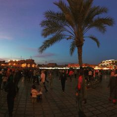 #marrakech Jamaa el Fna