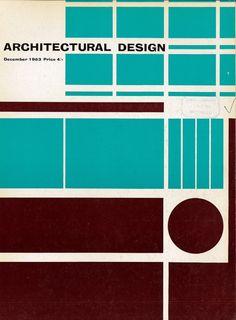 architectural design 1963