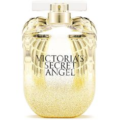 Victoria's Secret Victoria's Secret Angel Gold Perfume found on Polyvore featuring beauty products, fragrance, victoria's secret, gold perfume, fruity perfumes, perfume fragrances and gold fragrance