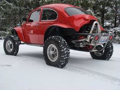 VW Beetle by rosella Vw Beach, Beach Buggy, Vw Dune Buggy, Dune Buggies, Combi Wv, Vw Baja Bug, Sand Rail, Vw T1, Volkswagen Bus