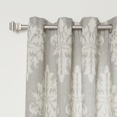 You'll love the Stella Trellis Grommet Single Curtain Panel at Joss & Main - With Great Deals on all products and Free Shipping on most stuff, even the big stuff.