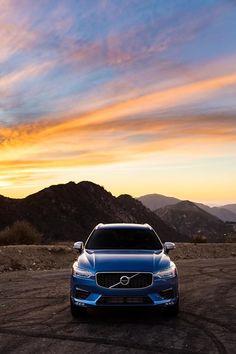 Volvo und ein Sonnenuntergang in LA. Besser geht es nicht … – Volvo Car USA – Join in the world of pin Volvo Xc60, Volvo Suv, Suzuki Wagon R, Honda City, Top Luxury Cars, Cars Usa, Mid Size Suv, Car Wallpapers, Electric Cars