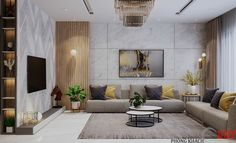 Biệt thự anh Việt. 10mx20m on Behance 3 Storey House Design, Bungalow House Design, Duplex Design, Architect Design House, Architectural Design House Plans, Modern Exterior House Designs, Unique House Design, Philippines House Design, House Architecture Styles