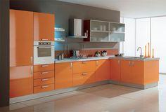 persona con vitalidad - color naranja