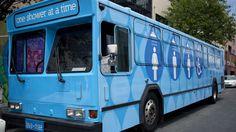Google bus da Lava Mae dá um banho de inclusão social #FFCultural #FFCulturalRH #FFCulturalTech