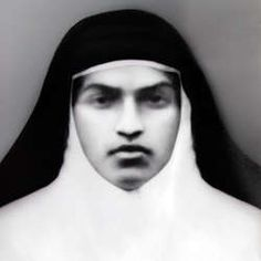 St. Alphonsa of the Immaculate Conception - a Catholic Franciscan Religious Sister, the first person of Indian origin to be canonized as a saint by the Catholic Church. Patron against illness.