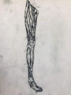 Presentation of artist Albinus Grammar. Expressionist painter and woodcut print master. Conceptual Art, Grammar, Study, Drawings, Artist, Pencil, Legs, Paper, Concept Art
