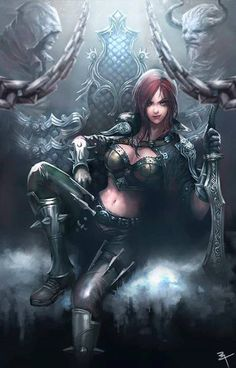 Katarina - League Of Legends