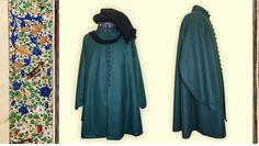 Jopula is a male's garment made from four parts plus sleeves.
