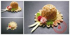 Quilled Hat - by: ChauKhangshop Quilling