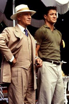 Ian McKellen, Brendan Fraser, 1998 | Gay Themed Films To Watch, Gods and Monsters http://gay-themed-films.com/films-to-watch-gods-and-monsters/