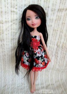 Lucía (OOAK Custom Ever After High doll) by UNNIEDOLLS