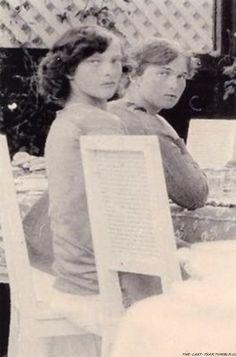 Tatiana and Olga