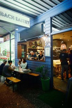 The Bach Eatery | Drink or Dine