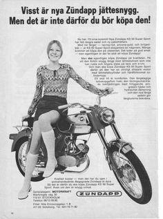 Zundapp KS50 1971 AD