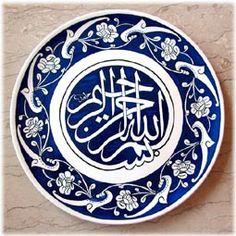 Çinicilik Sanatı ~ Türk el sanatları ve hobiler