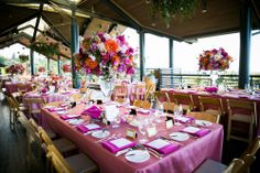 Dinner in the Pavilion at Thomas Fogarty! | Janae Shields Photography