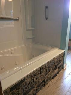 Airstone Bathtub Makeover! | Bathrooms | Pinterest | Bathtub Makeover,  Airstone And Bathtub