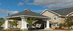 Michigan retirement communities - pictured is Stoney Creek Village Apartments - MI