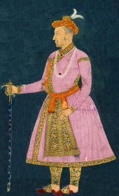 """Nur-ud-din Mohammad Salim (Son of Akbar and Jodha bai) known by his imperial name Jahangir """"conqueror of the world"""", was the fourth Mughal Emperor who ruled from 1605 until his death in 1627. Impatient for power, however, he revolted against his father. Jahangir was defeated, but ultimately succeeded his father as Emperor in 1605 because of the immense support and efforts of the ladies in Akbar's harem."""