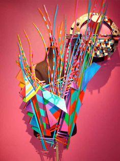 Artists Up Rising by Rosa Phoenix (Art Reviews, Artist Interviews, Art Essays): Marjorie Schick at San Francisco Museum of Craft + Design