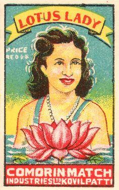 nickyskye meanderings: vintage Indian graphics, matchboxes and comics Vintage Labels, Vintage Ads, Vintage Posters, Vintage Photos, Graphics Vintage, Matchbox Crafts, Matchbox Art, Design Retro, Vintage India