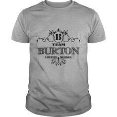 Team BURTON Lifetime member