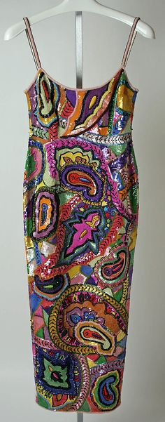 Todd Oldham, 1993-94  Love the colours!