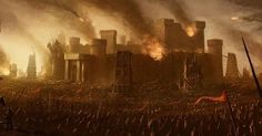 The Greatest Fictional Castles, Palaces & Fortresses