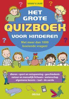 Wil je je kennis grondig testen? Houd je van quizzen en leer je graag iets bij? Dan is dit quizboek zeker iets voor jou! Het bevat meer dan 1000 vragen over 8 verschillende thema's.  Ben jij goed in wetenschap of ben je beter in taal? Ben je een kei in aardrijkskunde of weet je werkelijk alles over dieren? Ontdek het in dit leuke boek!  Of je nu alleen bent of met vrienden, quizzen is altijd superfijn!