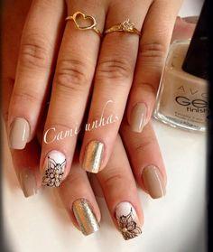 Nails Design, Nail Ideas, Nail Art, Sexy, Casual, Beauty, Enamels, Nail Designs, Work Nails