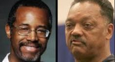 Call Ben Carson the bus driver because he just took Jesse Jackson to school in live debate!