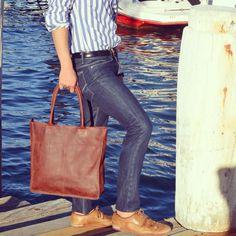 Boboli Tote Leather Bag  @ www.bidinis.com
