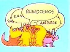 Schoolhouse Rock (Grammar) Rufus Xavier Sarsaparilla - Pronouns